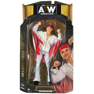 AEW All Elite Wrestling Unrivaled Nick Jackson Action Figure - Brand NEW