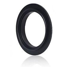 52mm Reversing Adapter Ring for SONY Alpha mount Minolta  UK Seller