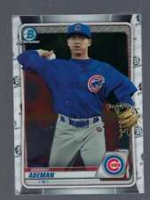 2020 Bowman Chrome Prospects Base Singles  Pick Your Card Complete Your Set