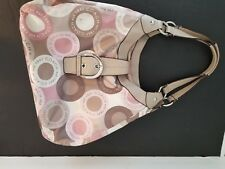 Coach Madison Maggie Hobo Tote purse bag Pink