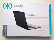 "Genuine Speck A-2413 Case for 13"" Apple MacBook Pro with Retina Black"