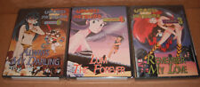 Urusei Yatsura Movie Vol. 3,4,6 DVD NEW