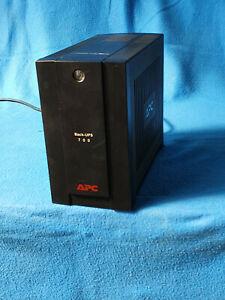 APC Back UPS BX700U-GR, 700VA, 390W, generalüberholt, neuer Markenakku, wie neu!