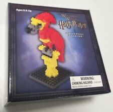 Harry Potter Nanoblock USJ Fawkes the Phoenix Universal Studios from Japan