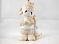 """Precious Moments Ornament Waddle I Do Without You Clown and Goose 3"""" Porcelain"""