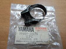 NOS OEM Yamaha Radiator Hose Clamp 1981 YZ125H Motocross Competition 90460-28175