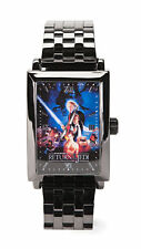 Star Wars Vol. 2 Return of The Jedi Square Frame Metal Wrist Watch