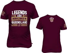 State of Origin Qld Legend / Born N Bred  Mens T shirt