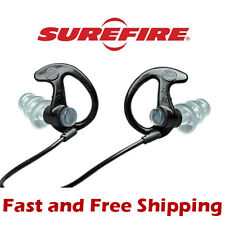 Surefire EP5 Sonic Defenders MAX - Ear Plug Protection - Black / Medium w/Case