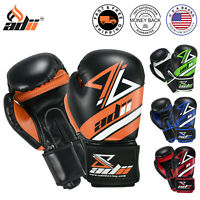 ADii™ Boxing Training Fighting Gloves Sparring Kickboxing Punching Gloves UFC US