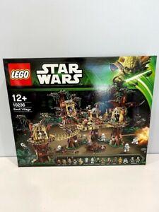 BNIB Lego Star Wars Ewok Village 10236