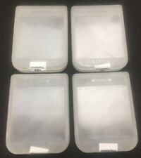 4 Sony Playstation PS1 PSone Memory Card Storage Case Boxes Japan Made SCPH-1020