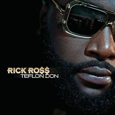 FREE US SHIP. on ANY 3+ CDs! ~Used,Good CD Rick Ross: Teflon Don (Clean) Clean
