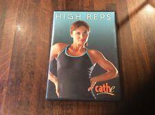 cathe freidrich high reps