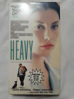 Heavy VHS 1995 Liv Tyler (OOP) SCREENER COPY Out Of Print SUPER RARE PROMO MINT