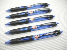 10Pcs Uni-Ball Power Tank SN-200PT 0.7mm Fine Roller Ball Point pen, BLUE
