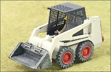 HO 1/87 GHQ # 61001 Bobcat Skidsteer Loader KIT