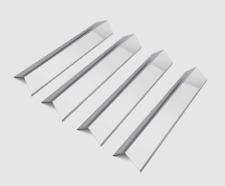 4-Pack Stainless Steel Heat Plate Replacement for Brinkmann 810-9425-W,...