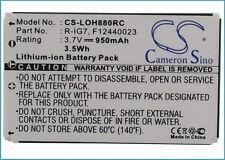 New R-IG7 Battery for Logitech Harmony one, 720 Pro, 880 Pro, 890 Pro, 900 Pro
