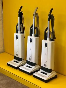 SEBO X1 WHITE - UPRIGHT VACUUM CLEANER - SERVICED & READY TO USE! ✔