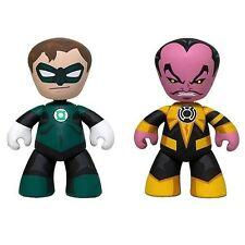 DC Universe Mez-Itz GREEN LANTERN and SINESTRO NIP 2in figures