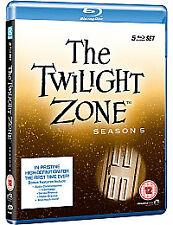 Twilight Zone - Season 5 - Complete (Blu-ray, 2012, 5-Disc Set)