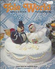 TOLE WORLD ~ JUNE 1982 DeLane Lange