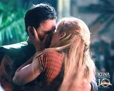 Xena Photo Club March 2005 8x10  photograph Mar 05 Gabrielle and Perdicus kiss