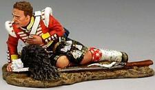 KING & COUNTRY CRIMEAN WAR CRW017 BRITISH 93RD HIGHLANDER WOUNDED MIB