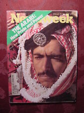 NEWSWEEK February 18 1974 ARAB POWER GOING METRIC
