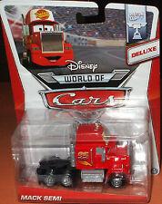 Disney Pixar CARS ~ MACK SEMI ~ Piston Cup DELUXE Oversized DieCast Truck 9/16