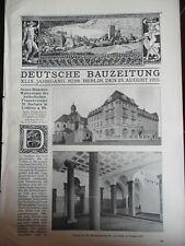 1915 68 Koblenz Waisenhaus Schloss Wilhelmsburg bei Schmalkalden