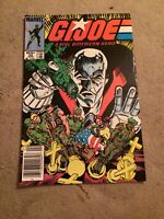 G.I. JOE  A Real American Hero #22 1st DUKE & ROADBLOCK Newsstand [Marvel, 1984]