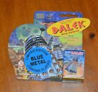 Dr Who Dalek Rolykins Limited Blue Metal Action Figure Product Enterprise BBC