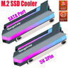 RGB M.2 SSD Heatsink NGFF 2280 NVMe Solid State Drive SSD Cooler For Desktop PC