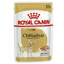 Royal Canin Chihuahua Adult Wet Dog Pouches 85g x 12