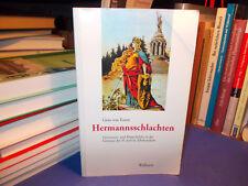 Hermannsschlachten - Germanen- und Römerbilder / Teutoburger Varusschlacht 1998