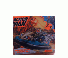 Action MAN Hovercraft hydro jet (figure vendu séparément) rare collection A...