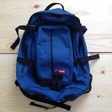 SUPREME BLUE S/S 2012 OMEGA 32 BACKPACK WOODLAND MILITARY BAG BOX LOGO CORDURA