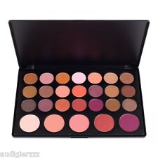 New! Authentic Coastal Scents 26 Shadow Blush Palette eyeshadow & blush colors