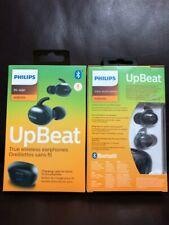 Philips UpBeat True Wireless Bluetooth Headphones SHB2505 - Black