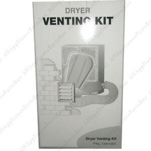 SIMPSON WESTINGHOUSE ELECTROLUX DRYER DVK006 VENT KIT FLEXI DUCT  133410201