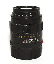Leica Tele-Elmarit 90/2.8 M System Lens made in Canada