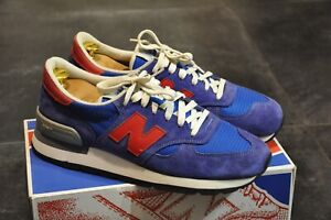 New Balance Made In USA M990 990v1 Size 9.5 30th Anniversary Men's Sneakers