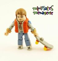 Back to the Future I Movie Minimates Marty McFly (BTTF 1)