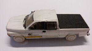Johnny Lightning John Deere R2 2000 Dodge Ram white lightning