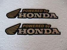 Sticker Aufkleber 2er Set Motorrad Hondatuning Autocross Racing Motorsport TOP