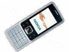 NOKIA 6300 HANDY - SILBER EDITION– OHNE SIMLOCK