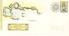 Exploration Albany Wa - Australia Post Fdc 25 Sept 1991