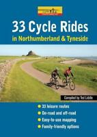 Cycle Rides in Northumberland and Tyneside by Liddle, Ted | Paperback Book | 978
